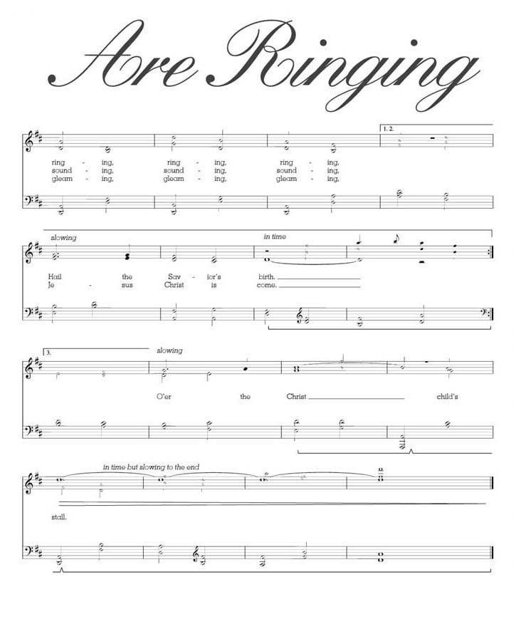 Music, Christmas Bells Are Ringing   Christmas bells, Bells, Rings