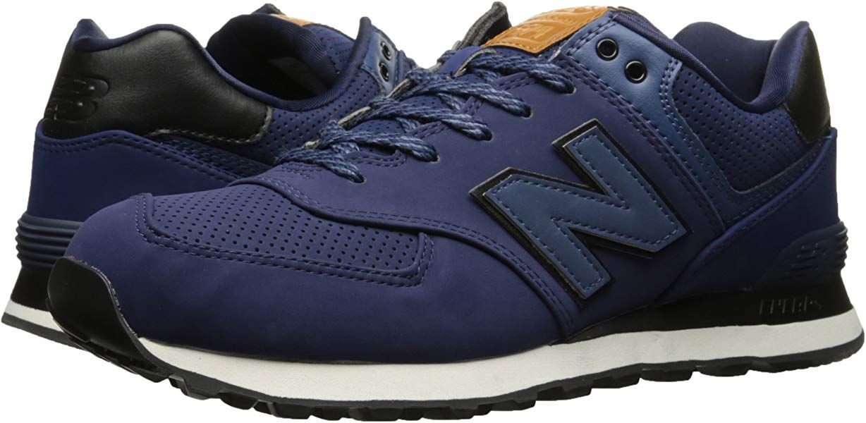 New Balance, Herren Sneaker, Blau (Navy), 43 EU (9 UK ...