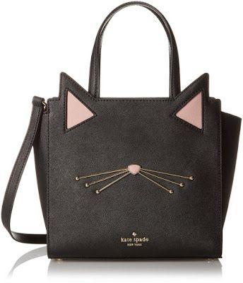 Goth Aholic Kate Spade S Black Cat Handbags