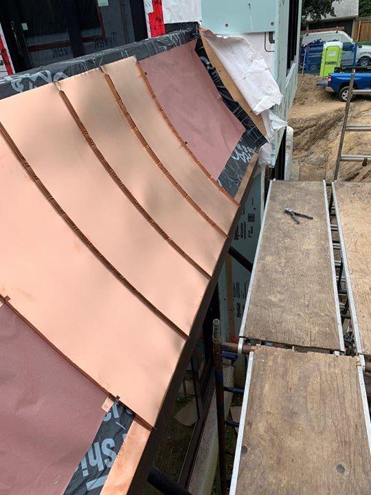 Best Untitled Cedar Roof Copper Roof Cedar 400 x 300