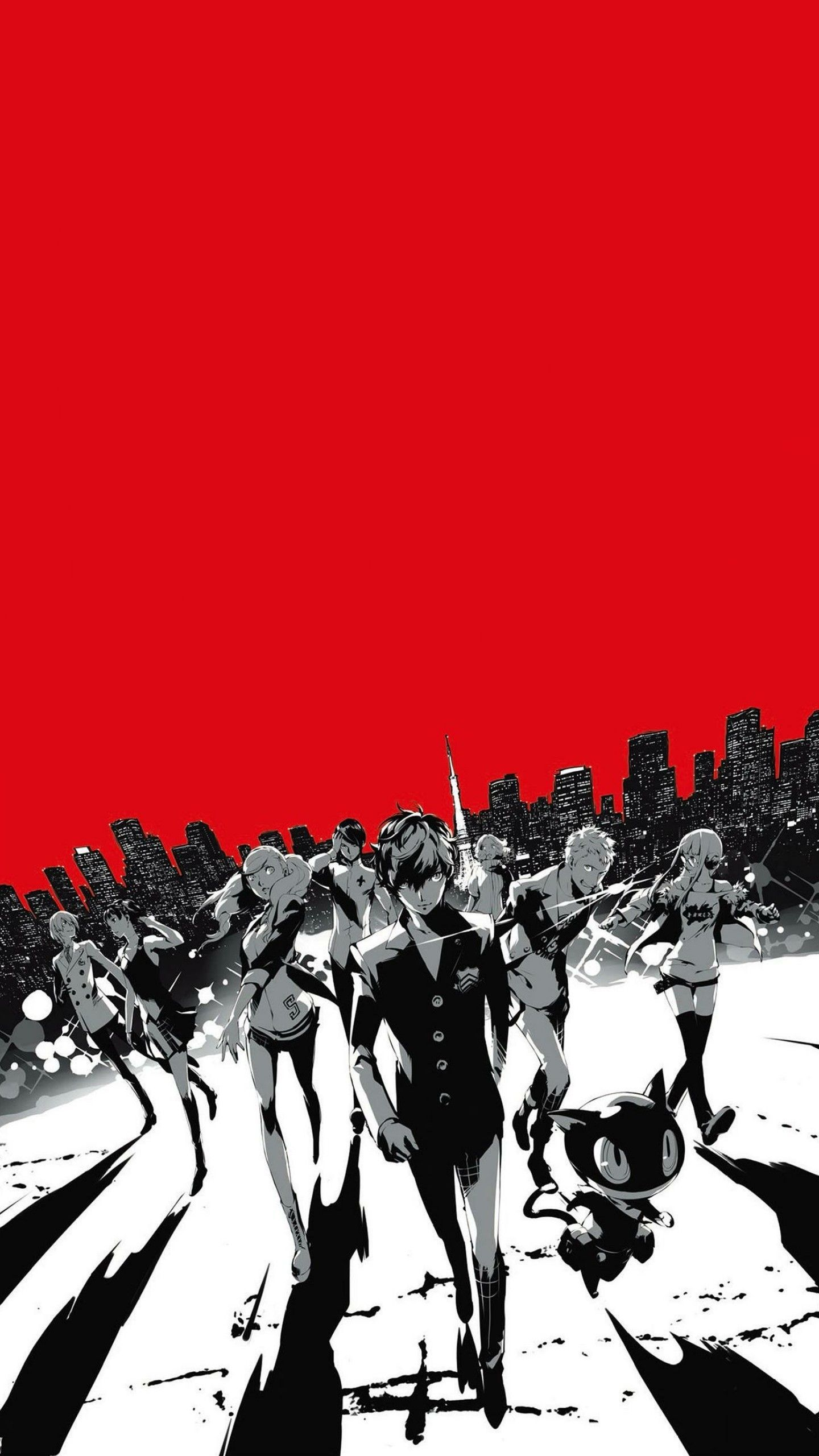 Persona 5 Phone Wallpapers - Top Free Persona 5 Phone ...