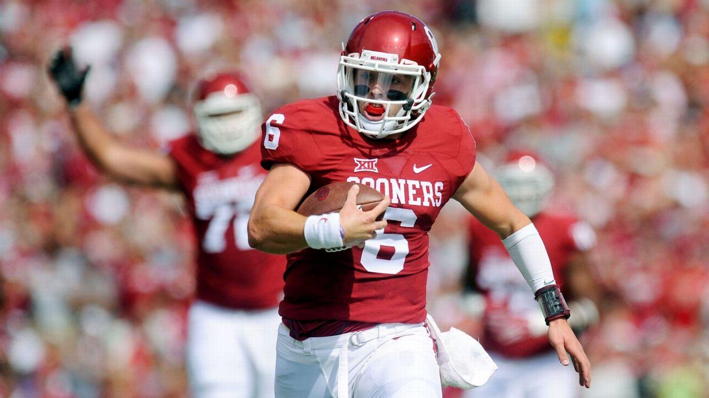 Oklahoma Sooners College Football Oklahoma News, Scores