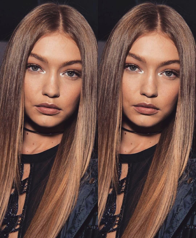 Gigi Hadid Bronde Hair Gigi Hadid Hair Beautiful Hair
