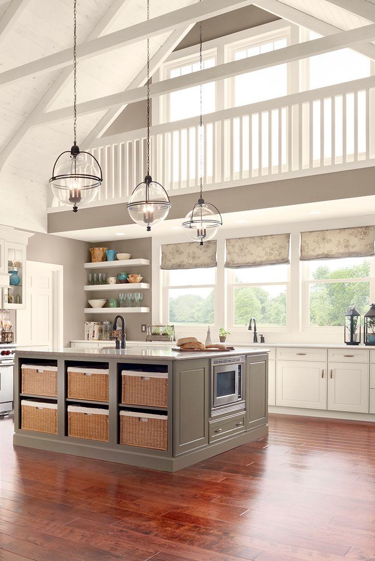spacious farmhouse kitchen soft shades like safari vest ppu7 22 by behr on the wa white on farmhouse kitchen wall colors id=66022