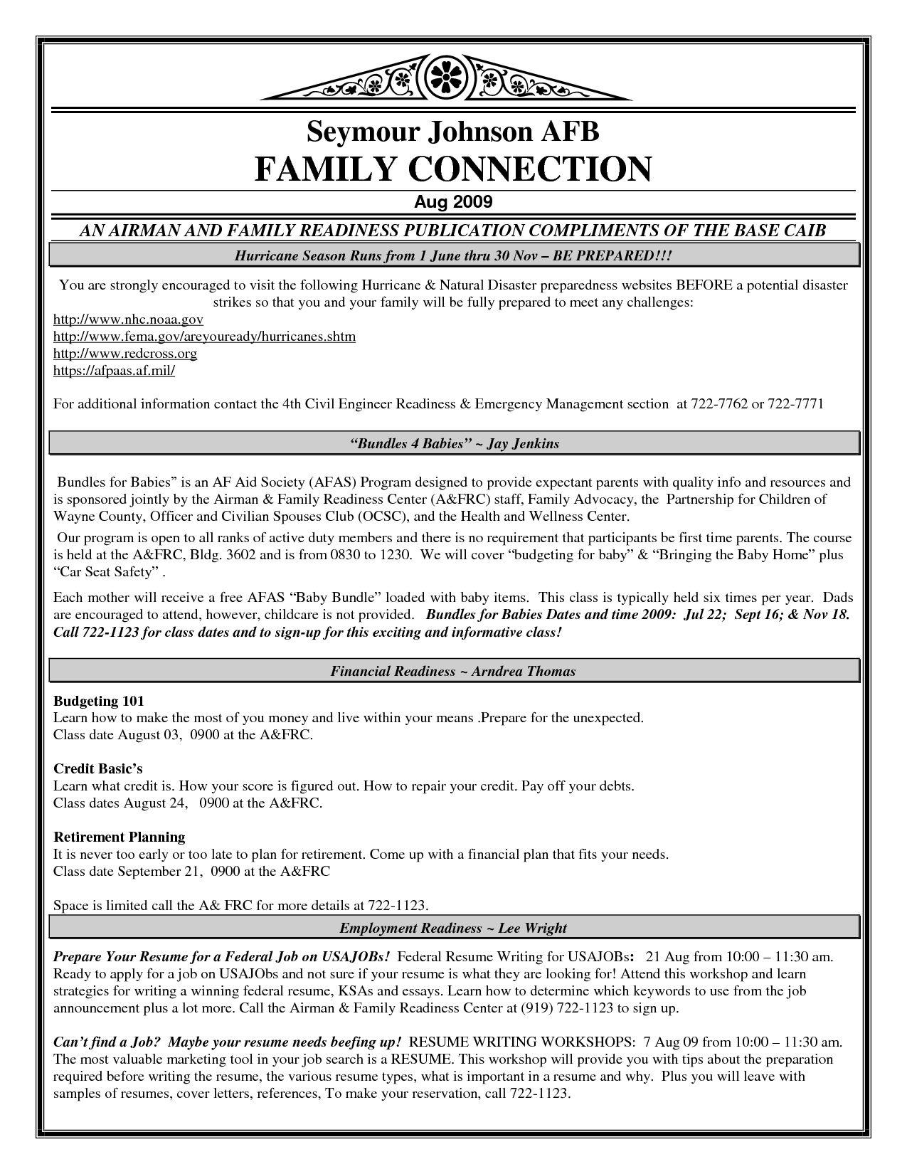 Free Resume Templates You Can Print Free printable