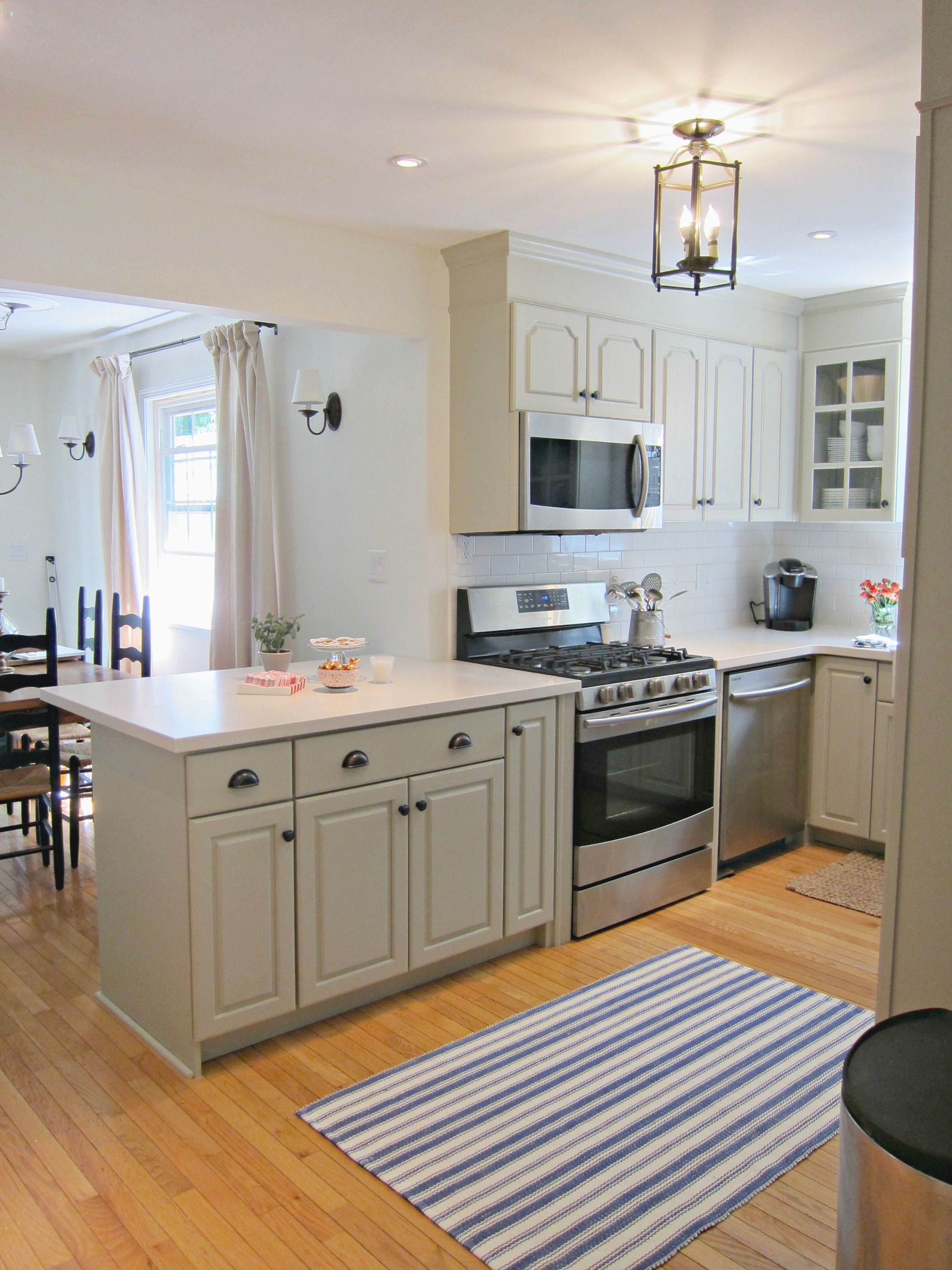 Amanda Rapp Design Before After Kitchen Makeover New Kitchen