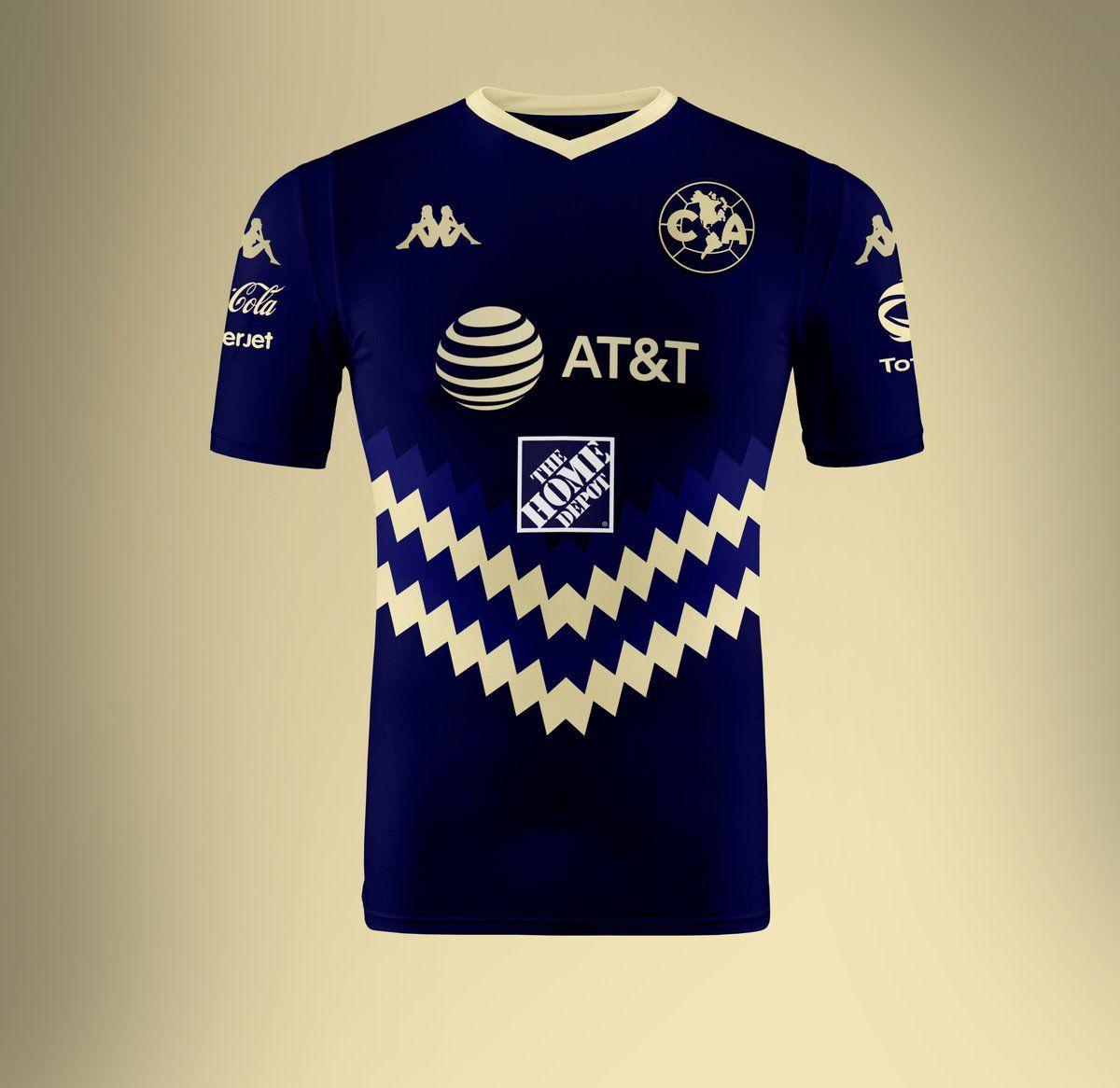 f7dae3e52 Jerseys de la Liga MX al estilo Kappa - Futbol Total