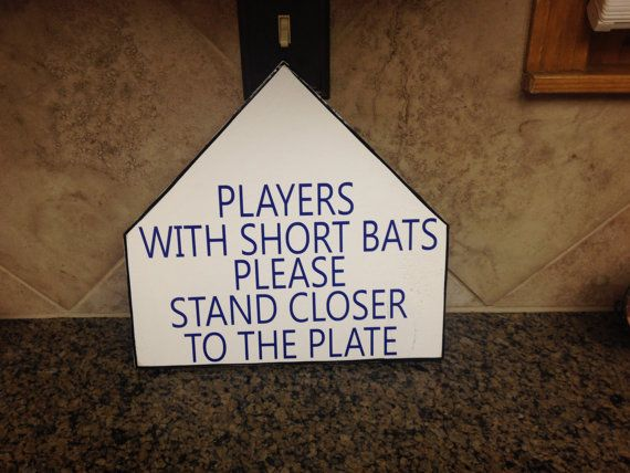 ON SALE Baseball Decor