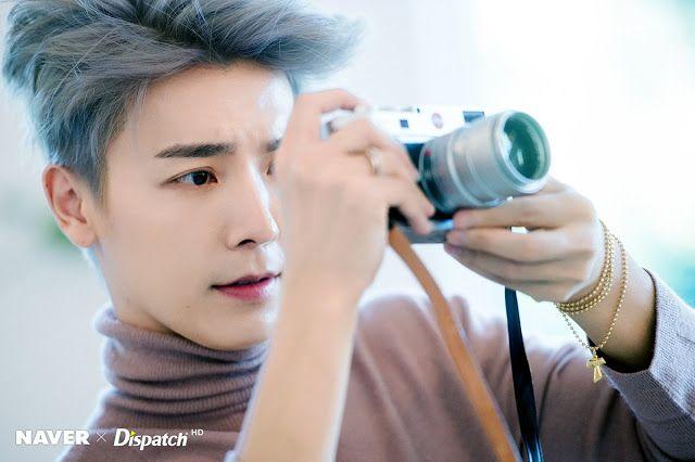 Resultado de imagen para donghae dispatch