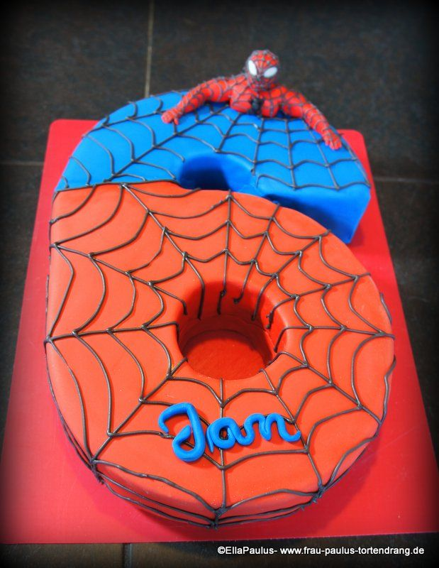 torte spiderman tortendekorationskurse fondant motivtorte. Black Bedroom Furniture Sets. Home Design Ideas