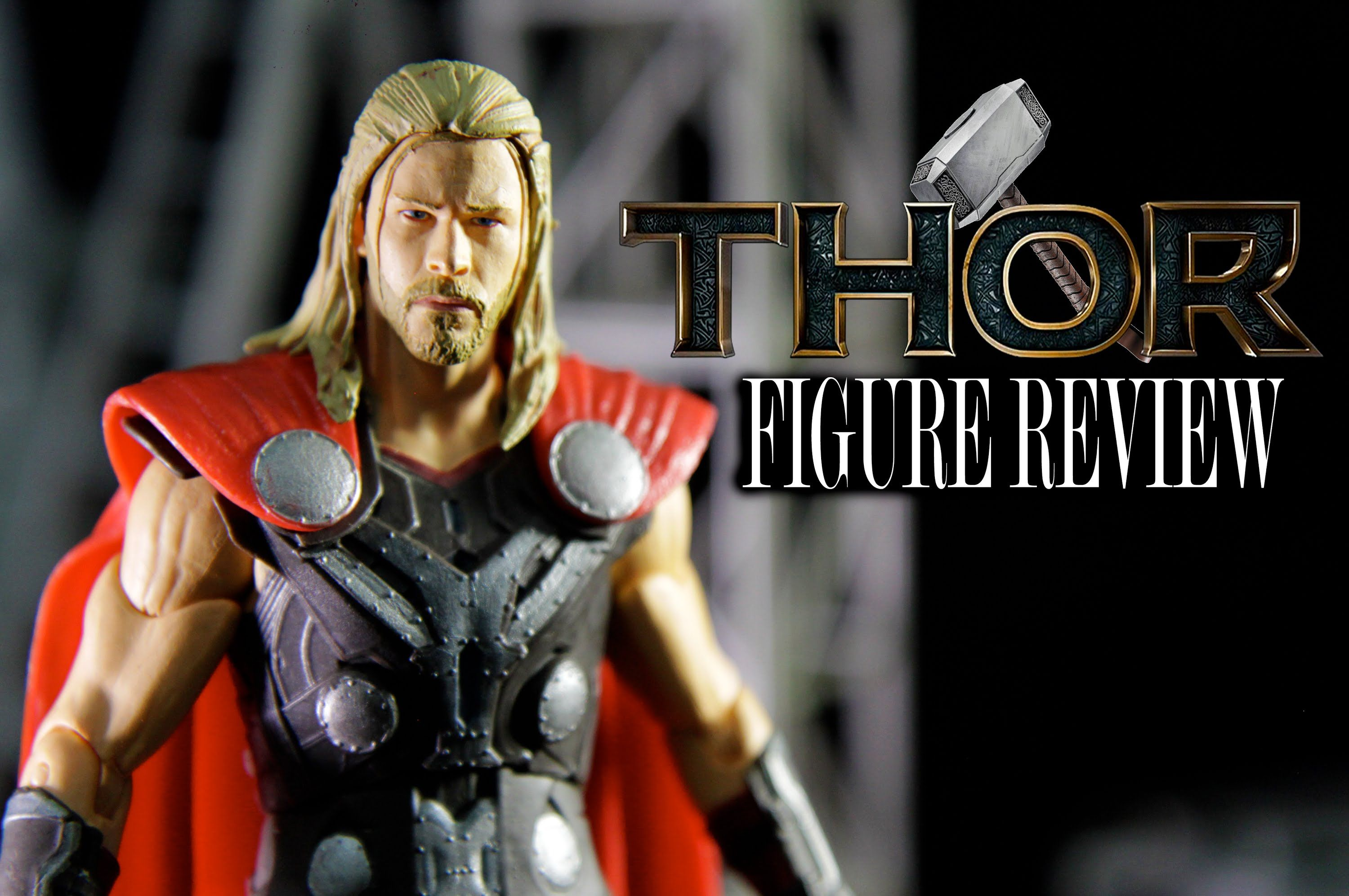 Marvel Select Thor Figure Review