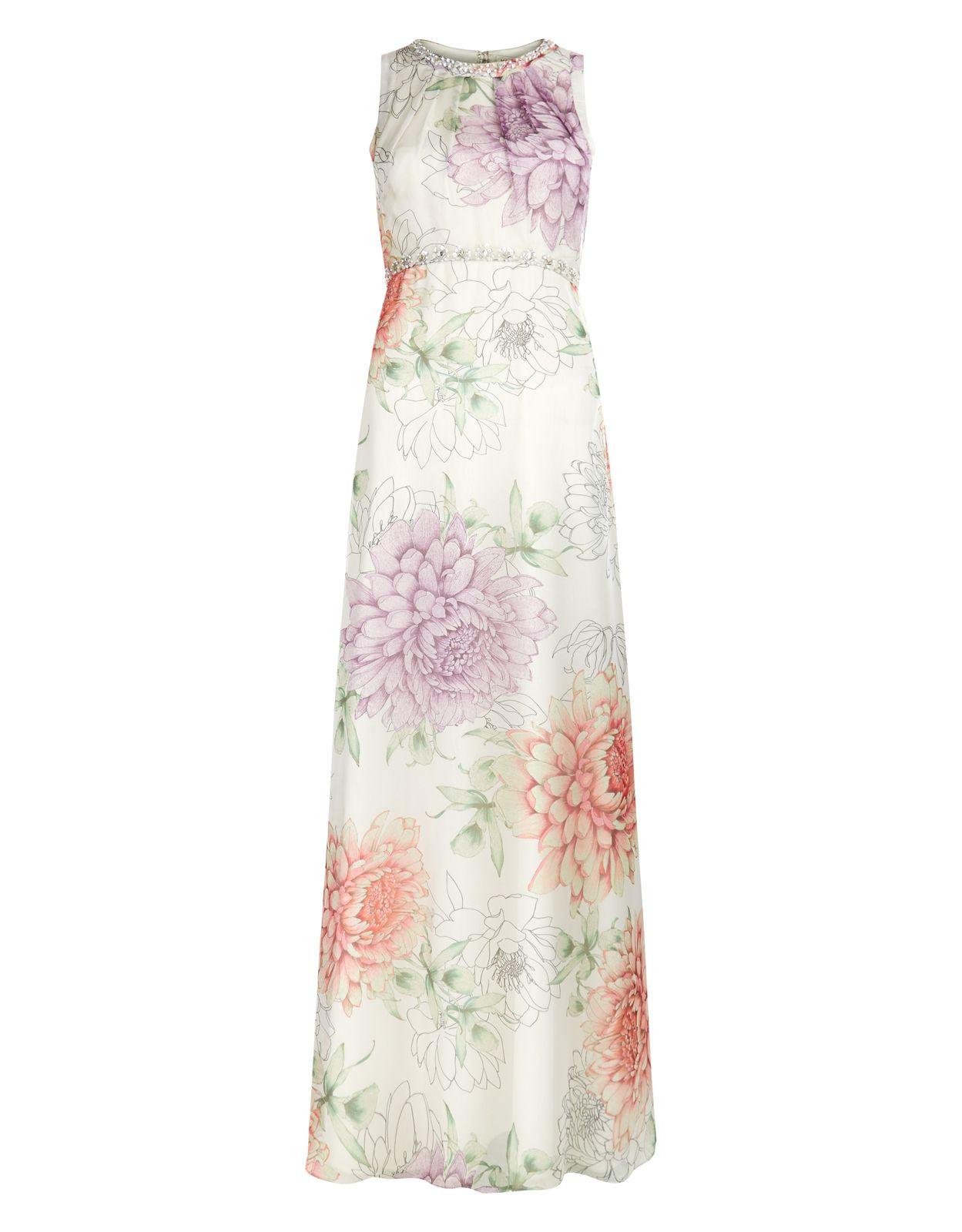 Dahalia Maxi Dress | Green | Monsoon | haljine | Pinterest