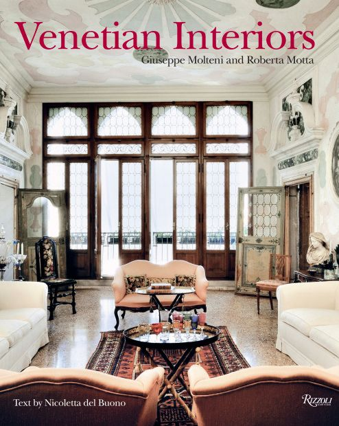 Katy Hahn Our Winner In The Venetian Interiors Rizzoli Book