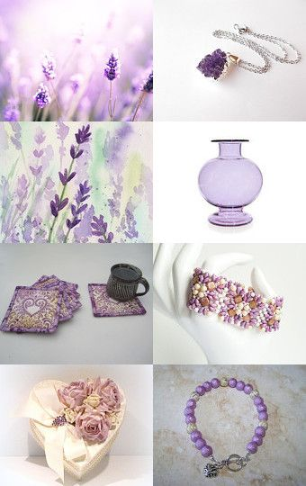 LAVENDER FIELD by Sun in VIRGO on Etsy--Pinned with TreasuryPin.com