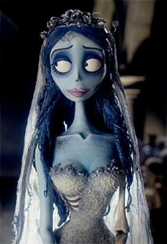 Emily from Corpse Bride | Characters to Cosplay | Tim burton