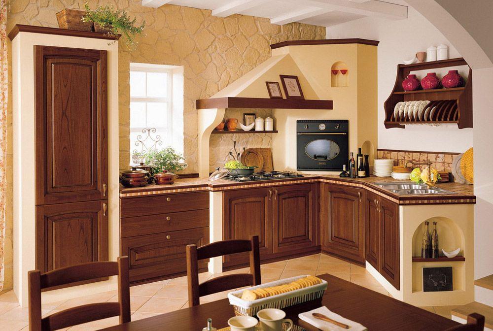 Beautiful Cucine In Finta Muratura In Offerta Gallery - Ameripest ...