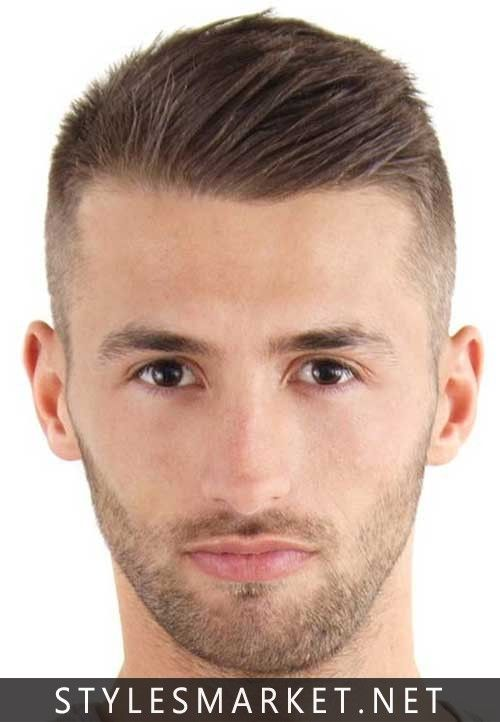 Smart Short Haircut 2017 Mens Hairstyles Short Men S Short Hair Scanty Hair