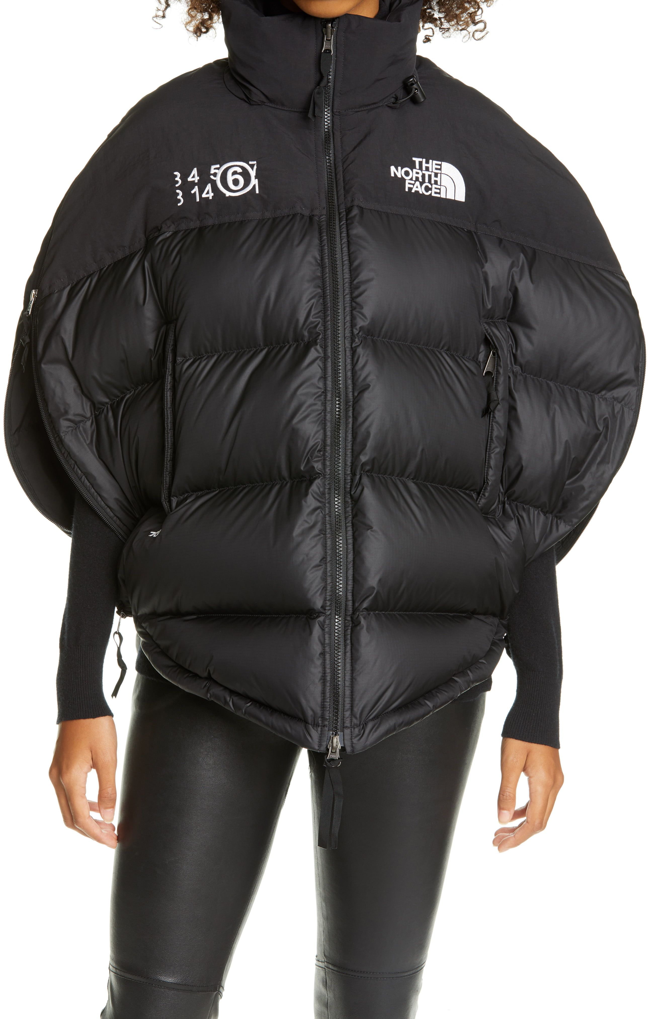 Mm6 Maison Margiela X The North Face 700 Fill Power Down Circle Puffer Jacket Nordstrom Mm6 Maison Margiela North Face 700 Puffer Jackets [ 4048 x 2640 Pixel ]