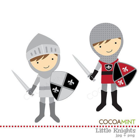 little knights clip art clip art knight and etsy rh pinterest com au knight clipart vector knight clip art coloring