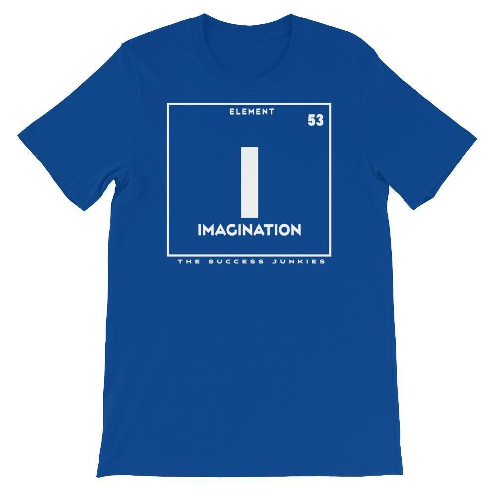 Imagination (Periodic Success Table) Short Sleeve