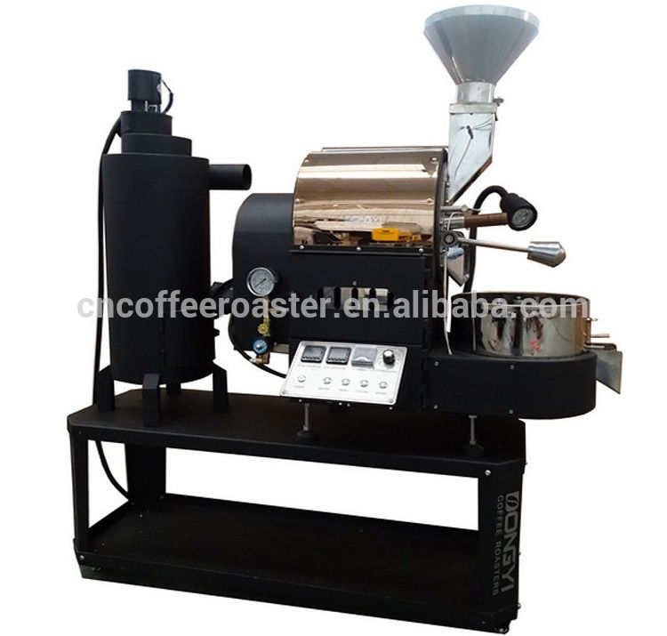 Hot Sale Dongyi 1kg Coffee Roasting Machine Small Size Home Use Coffee Roaster Coffee Shop Roaster Coffee Roasting Machine Coffee Roasting Coffee Roasters