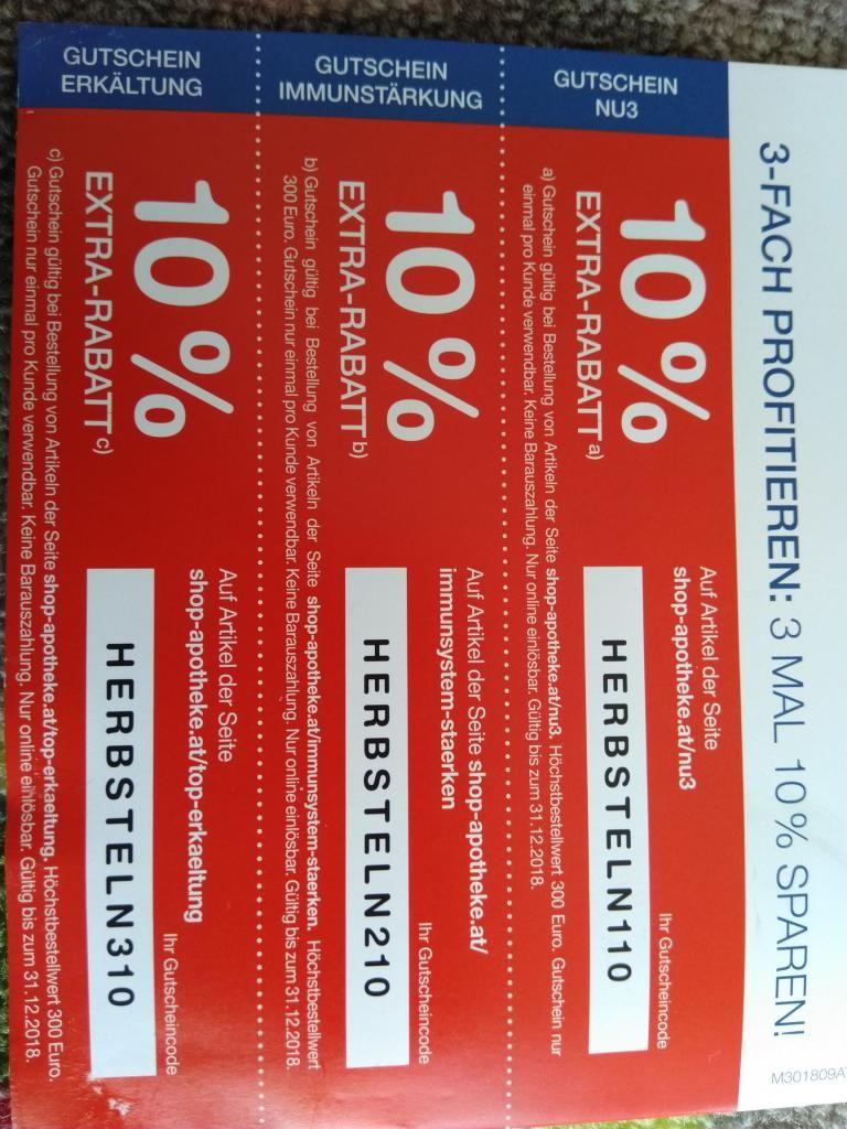Gutschein Shop Apotheke Muttertags Special Shop Apotheke Gutscheine Apotheke