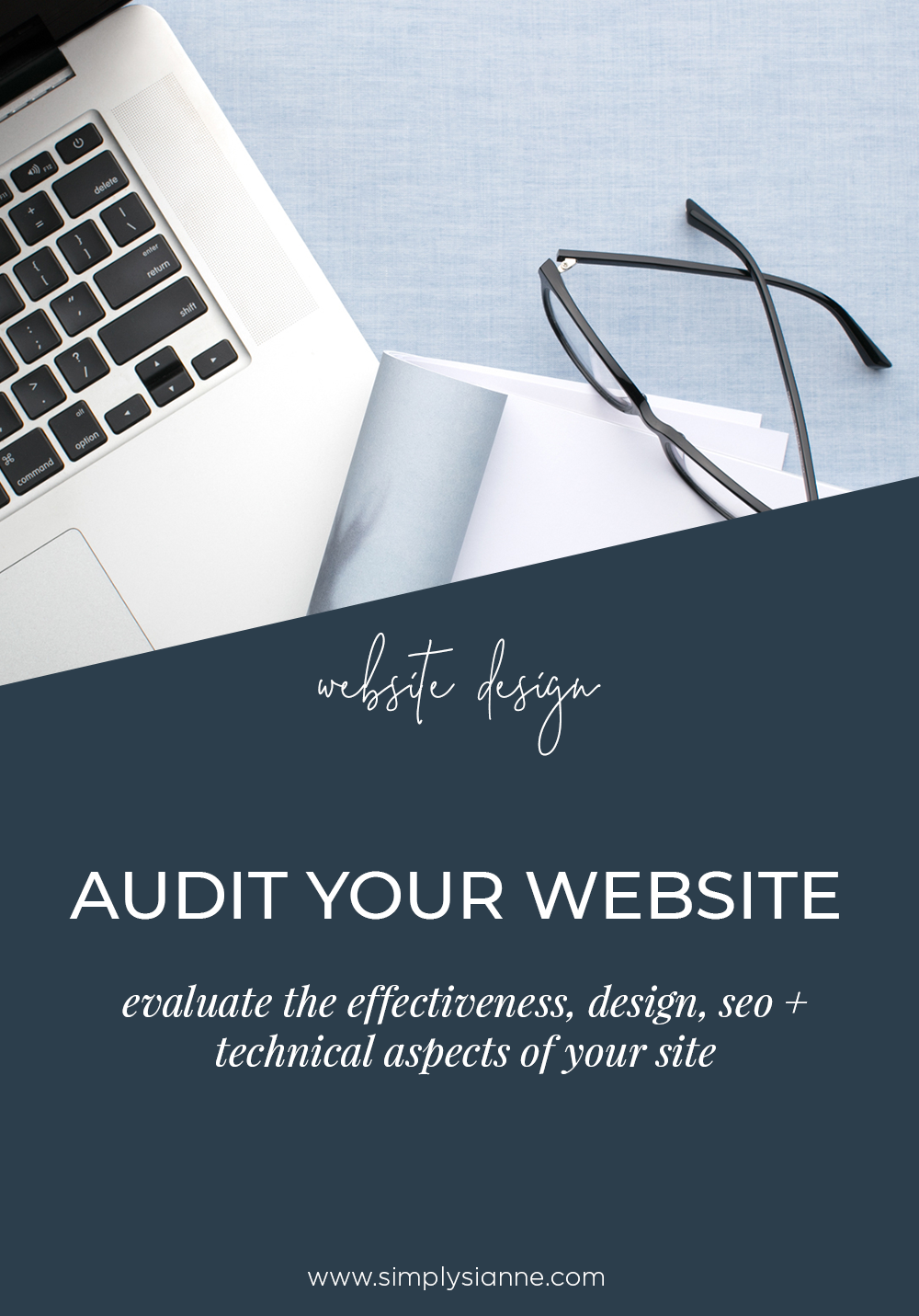 How To Conduct A Successful Website Audit For Your Business Simply Sianne Business Web Design Web Design Tips What Is Marketing