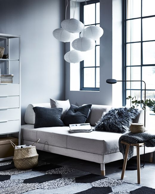 ikea deutschland zeit f r dich ein tagesbett mit. Black Bedroom Furniture Sets. Home Design Ideas
