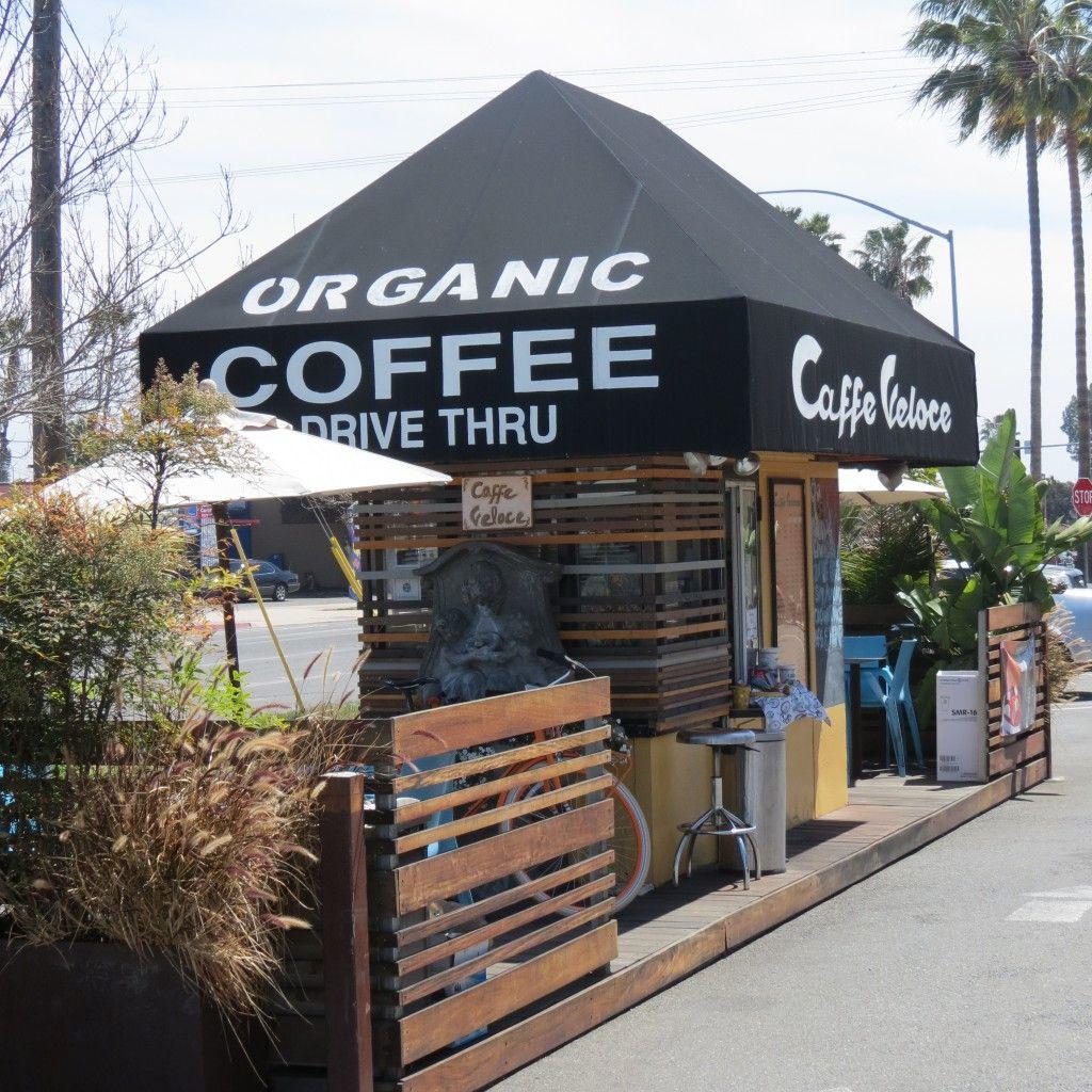 Cafe Veloce Organic DriveThru Coffee Drive thru coffee