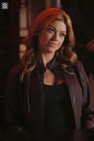 "#AgentsofSHIELD 2x06 ""A Fractured House"" - Adrianne Palicki as (Bobbi Morse)"