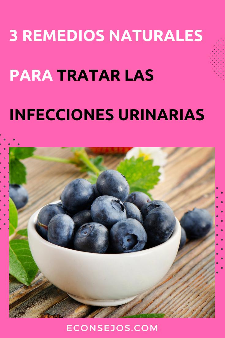Dieta para la infeccion de orina