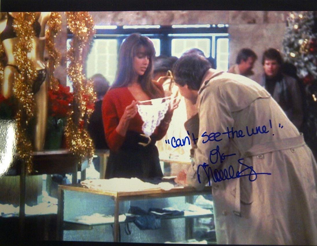 Christmas Vacation Actress Nicolette Scorsese Signed Photo