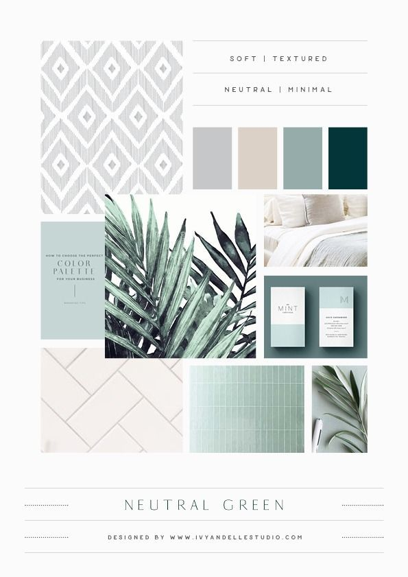 10 Colour Palette ideas you can steal | Ivy and Elle Studio