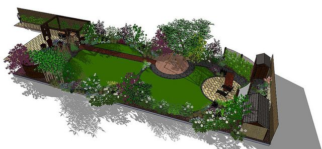 The Secluded Garden 2 Http Lawngardeningideas Com Garden