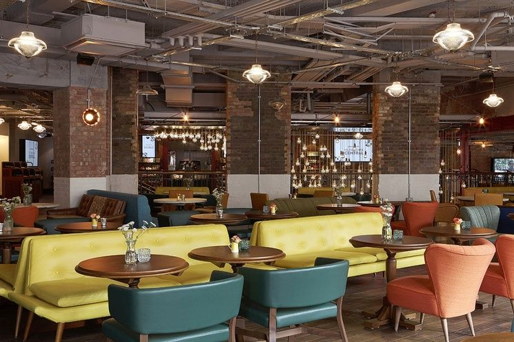 Picturehouse Central Interiors By Martin Brudnizki Design Studio