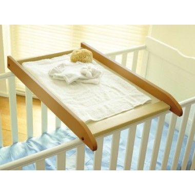 Diy Crib Top Changing Table We Used To