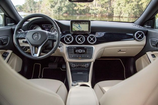 2015 Mercedes Benz Cla250 Review With Images Mercedes