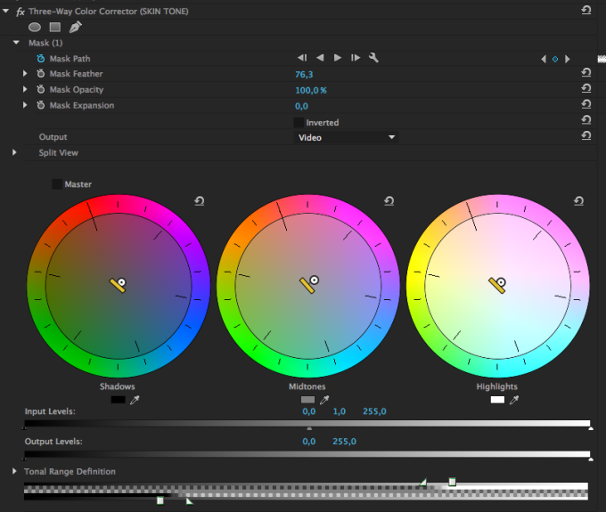 color grade, color correct your video by massi83