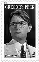 Gregory Peck as Atticus Finch, arguably one of the best book characters of all time!