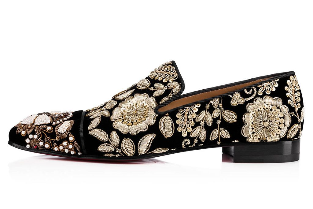 Christian Louboutin X Sabyasachi Limited Edition Shoes Groom