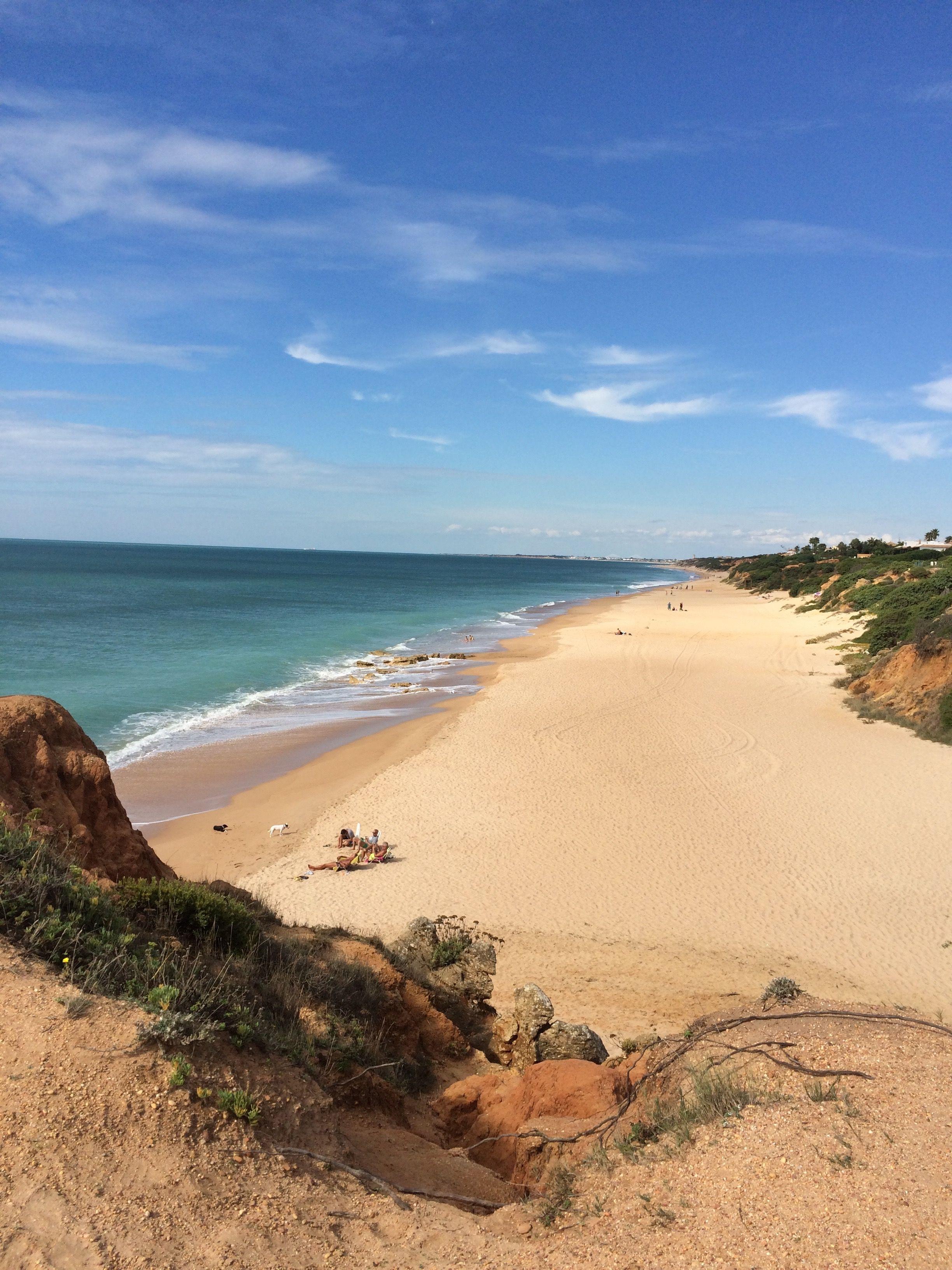 Playa De Roche Cadiz Spain Travel Island Travel