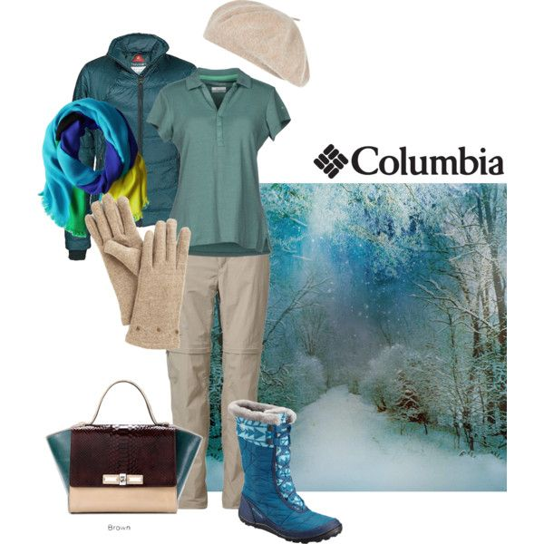 """Blending in with the landscape"" by maria-kuroshchepova on Polyvore"