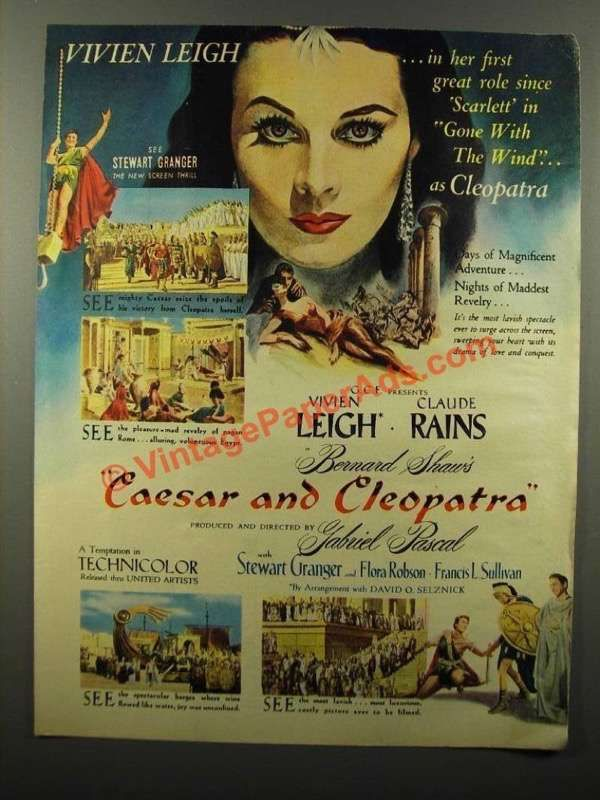 Watch Caesar and Cleopatra Full-Movie Streaming