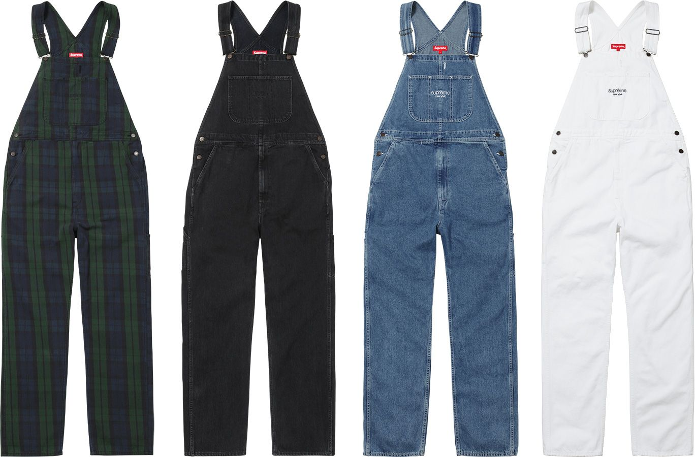 nouvelle collection 5c925 fb28b Supreme Denim Overalls | HYPE | Denim overalls, Overalls ...