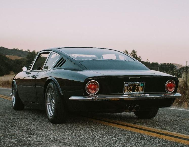 400 Hp V8 Custom 1967 Osi 20m Ts In 2020 Classic Cars Cool