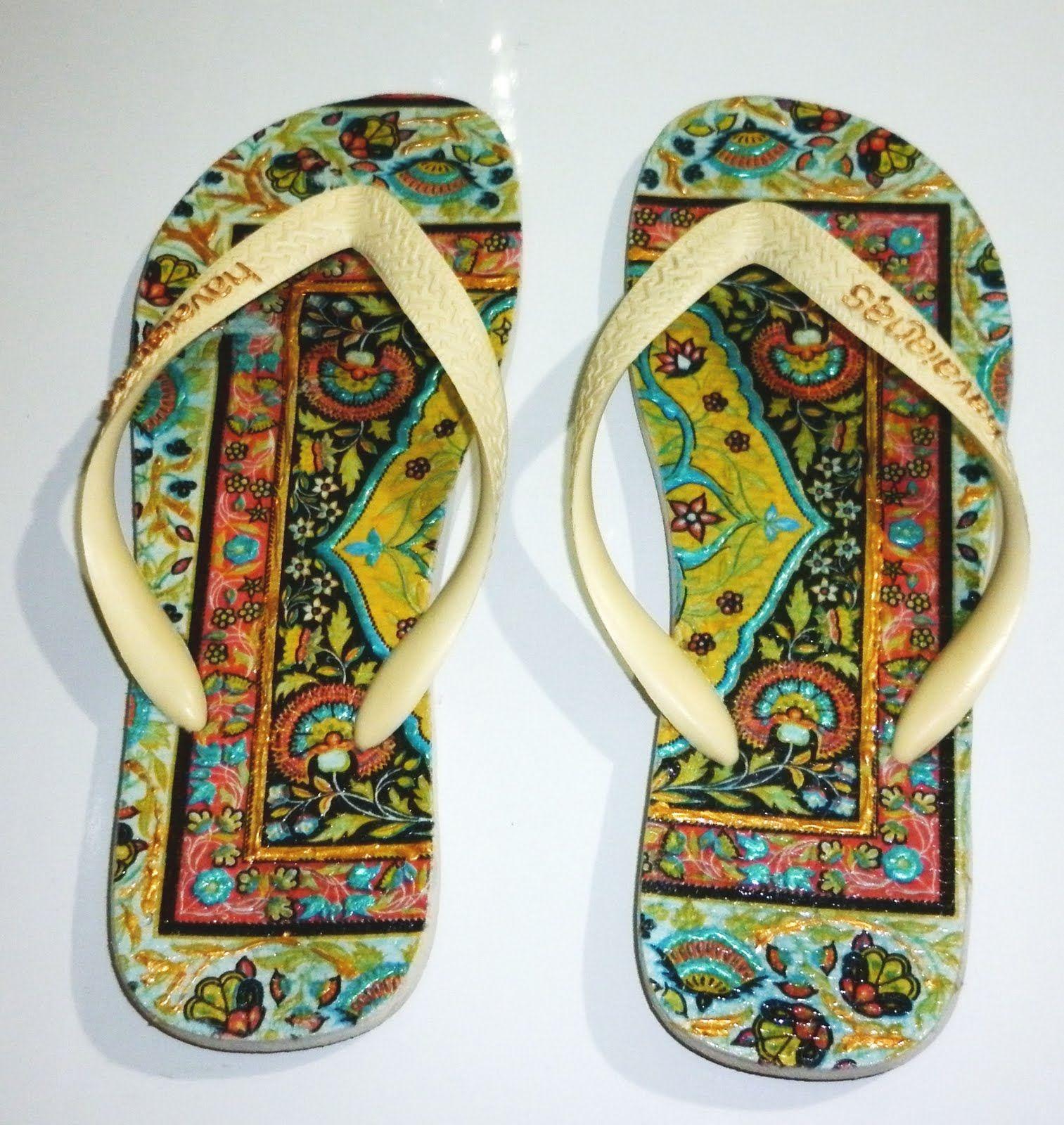 Amarulando Com Imagens Havaianas Sapatos