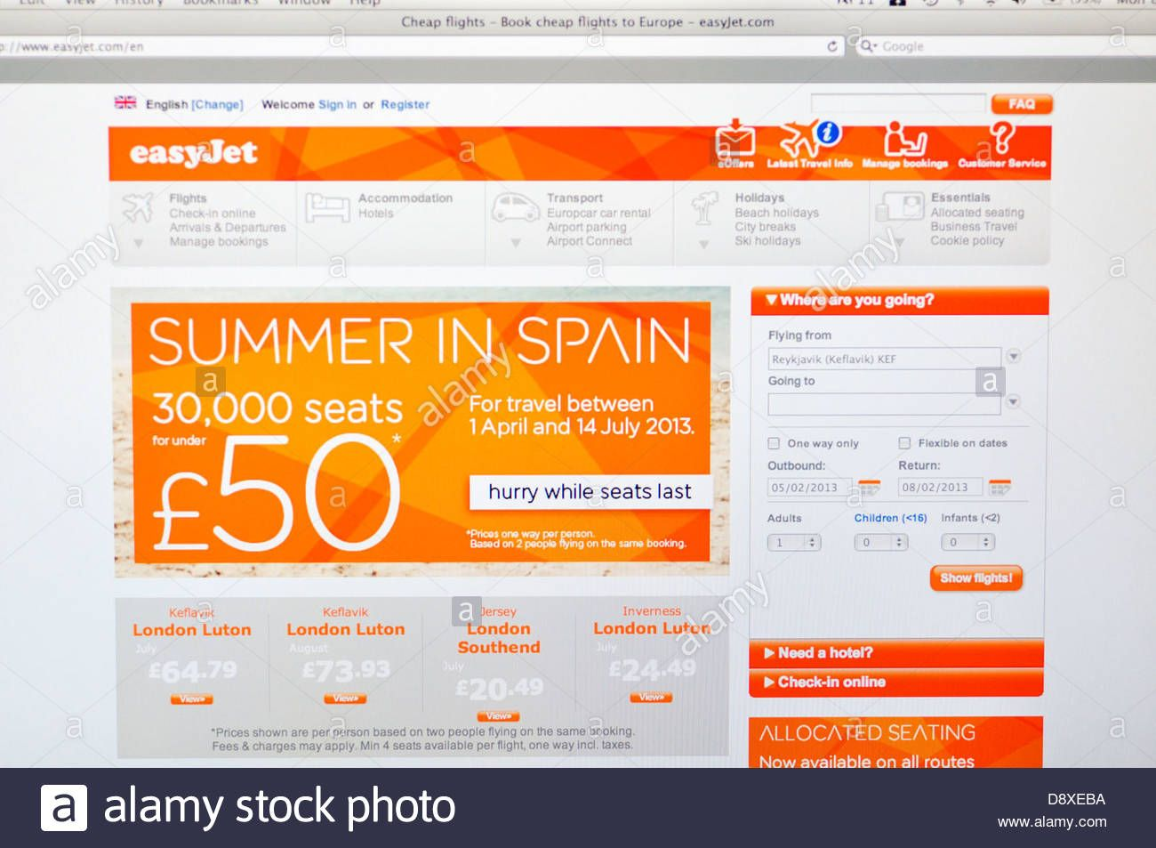 Easyjet Website Online Discount Airline Tickets Stock Discount Airline Tickets Cheap Flights To Europe Airline