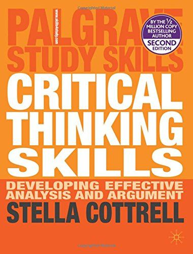 Download  Critical Thinking Skills  Developing Effective Analysis