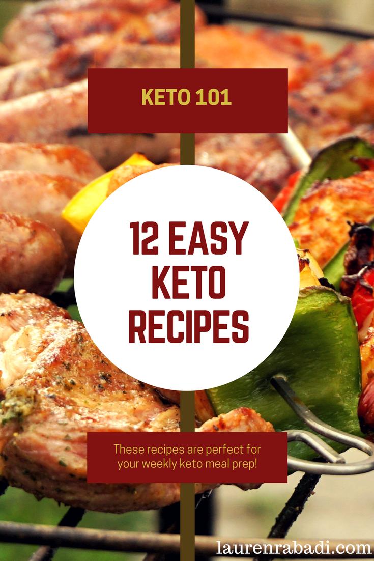 12 keto recipes to meal prep today keto easy keto recipes and food 12 easy keto recipesg forumfinder Gallery