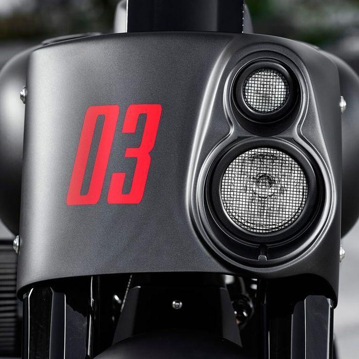 Duro Tracker Nacelle kit gives your HarleyDavidson